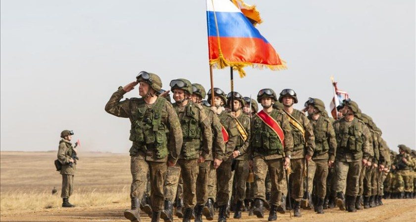 Russia to Build Military Bases in 6 African Countries