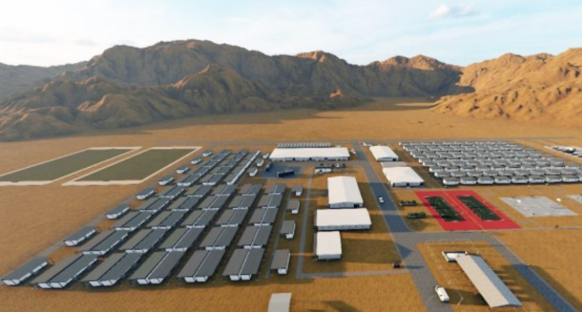 RA International Secures Contract to Supply Accommodation Camps for Colluli Mine