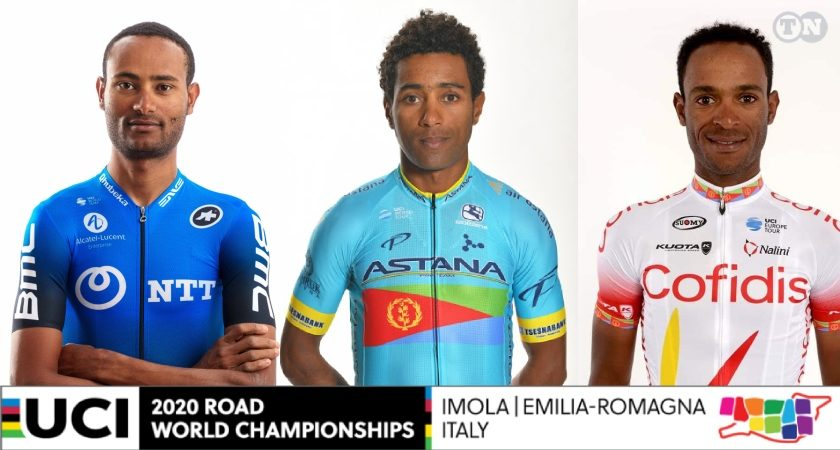 Eritrea Participating at the 2020 UCI Road World Championships