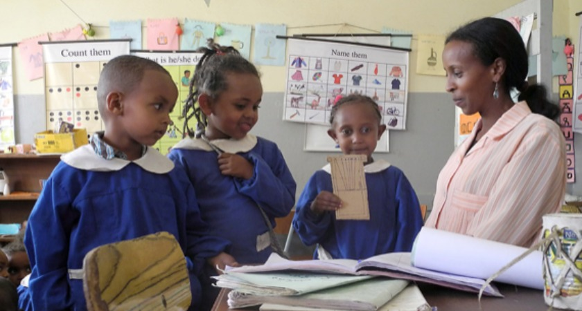 youth literacy rate in Eritrea (92%) is considerably higher than that for adults (77%)