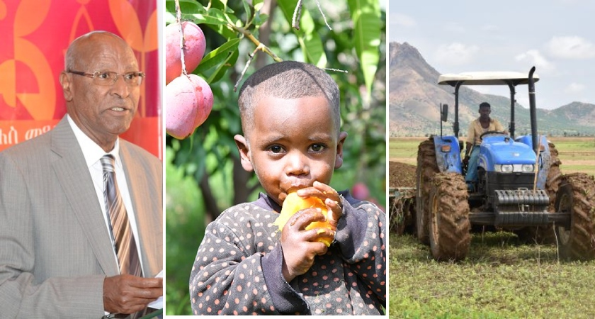 """This year's World Food Day theme is """"Grow, Nourish, Sustain. Together."""""""