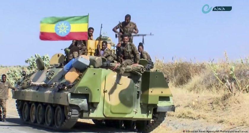 U.S. 'Thinks' Eritrea Joined Ethiopian War