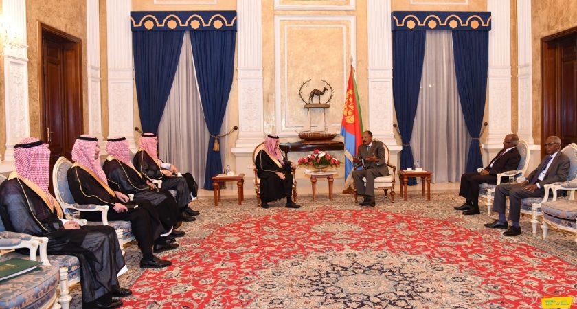 Saudi Arabia and Eritrea Agree to Establish Joint Cooperation Committee
