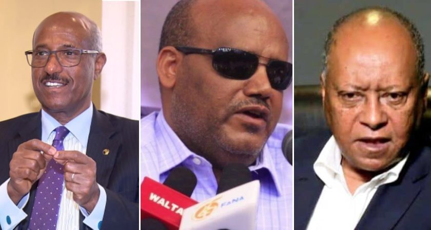 Former FM Seyoum Mesfin Killed After Refusing to Surrender: Army