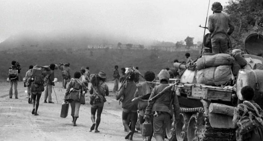 Operation Fenkil at its 31st Anniversary