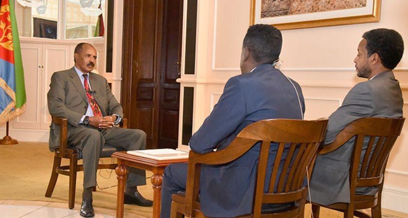 President Isaias Afwerki's 2021 Interview (Video)